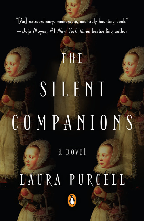 The Silent Companions by Laura Purcell Book Cover