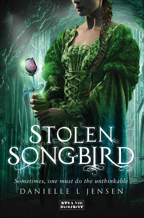 Stolen Songbird by Danielle L. Jensen Book Cover