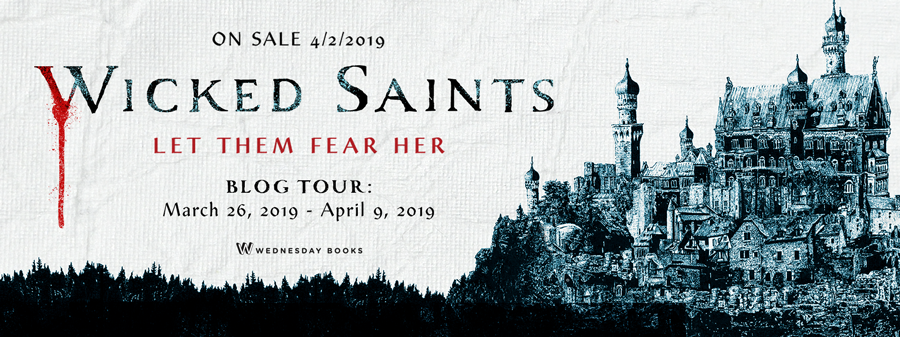 Wicked Saints by Emily A. Duncan Blog Tour Banner