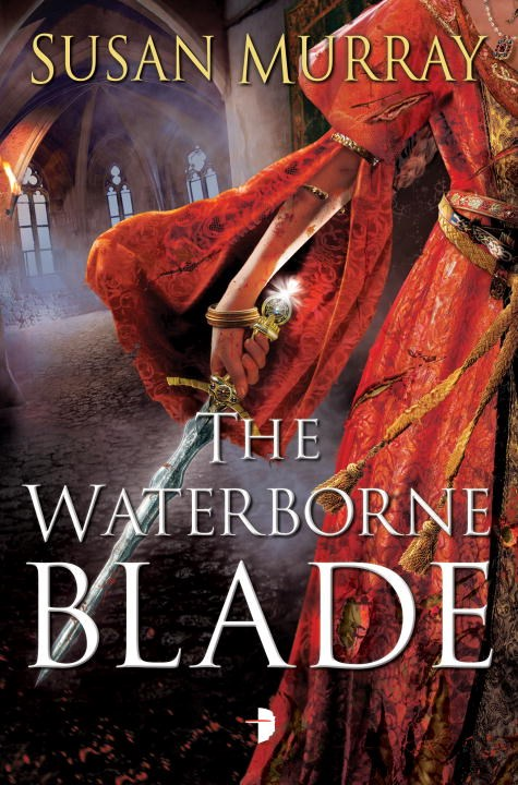 The Waterborne Blade by Susan Murray Book Cover