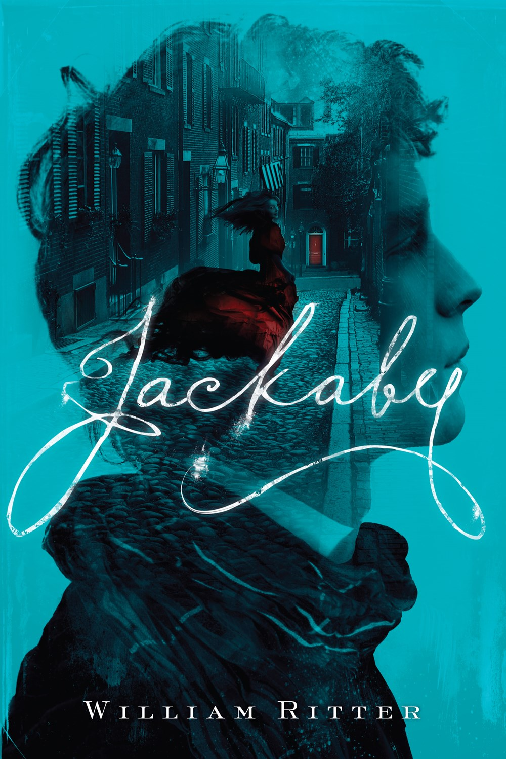 Jackaby by William Ritter Book Cover