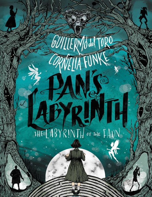 Pan's Labyrinth by Guillermo del Toro Book Cover