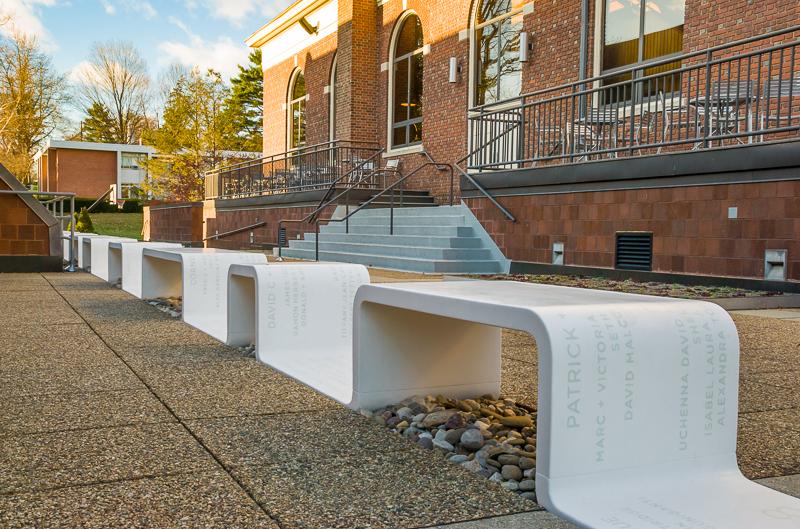 Senior Spot Bench