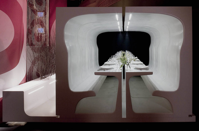 DIFFA Booth