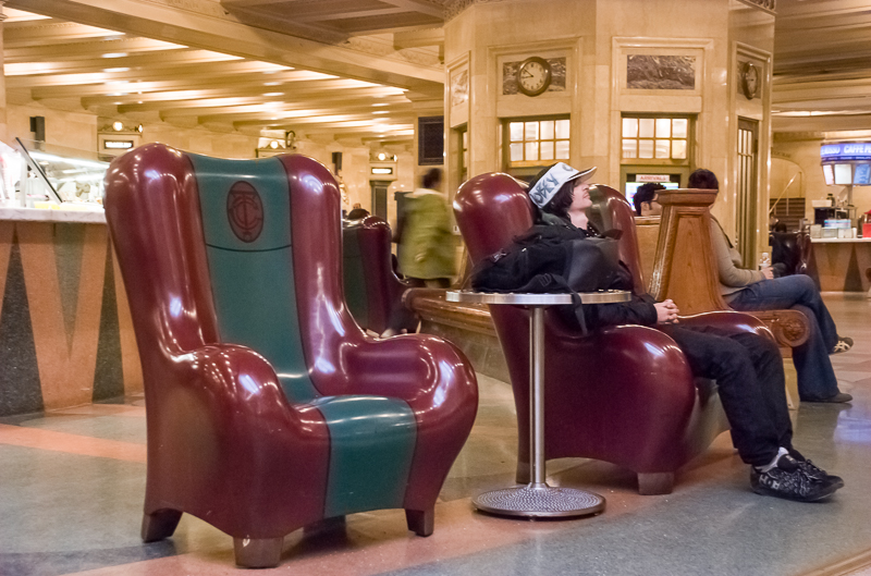 Grand Central Chair