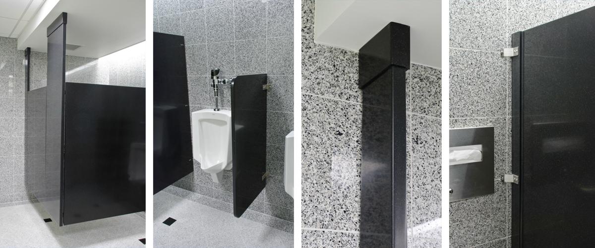 Corian Bathroom Toilet Partitions
