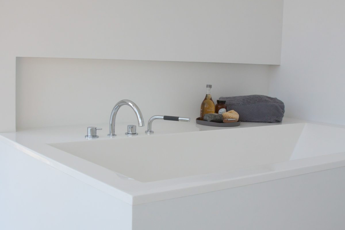 HL23 Corian Sink and Vanity - New York City
