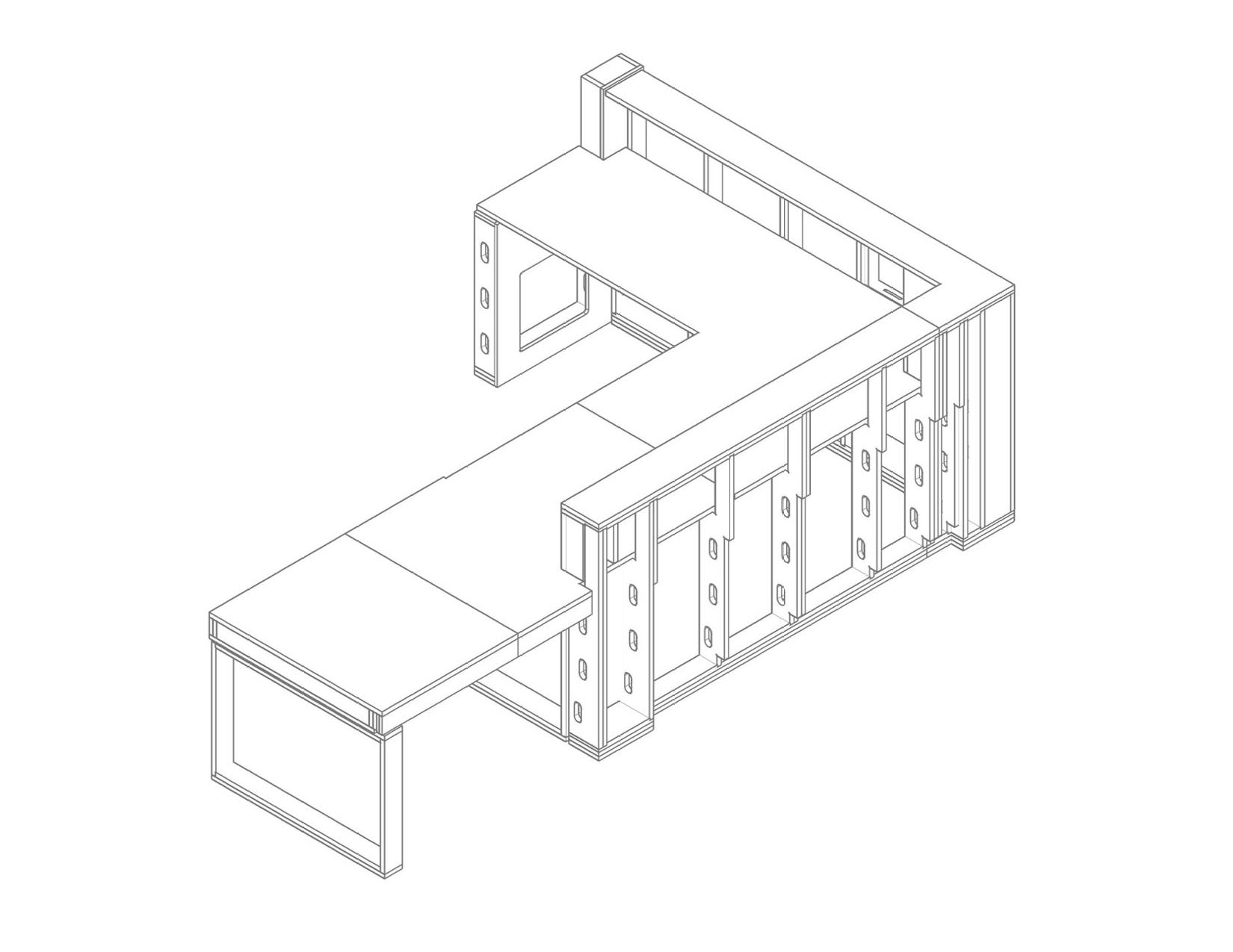 Internal frame