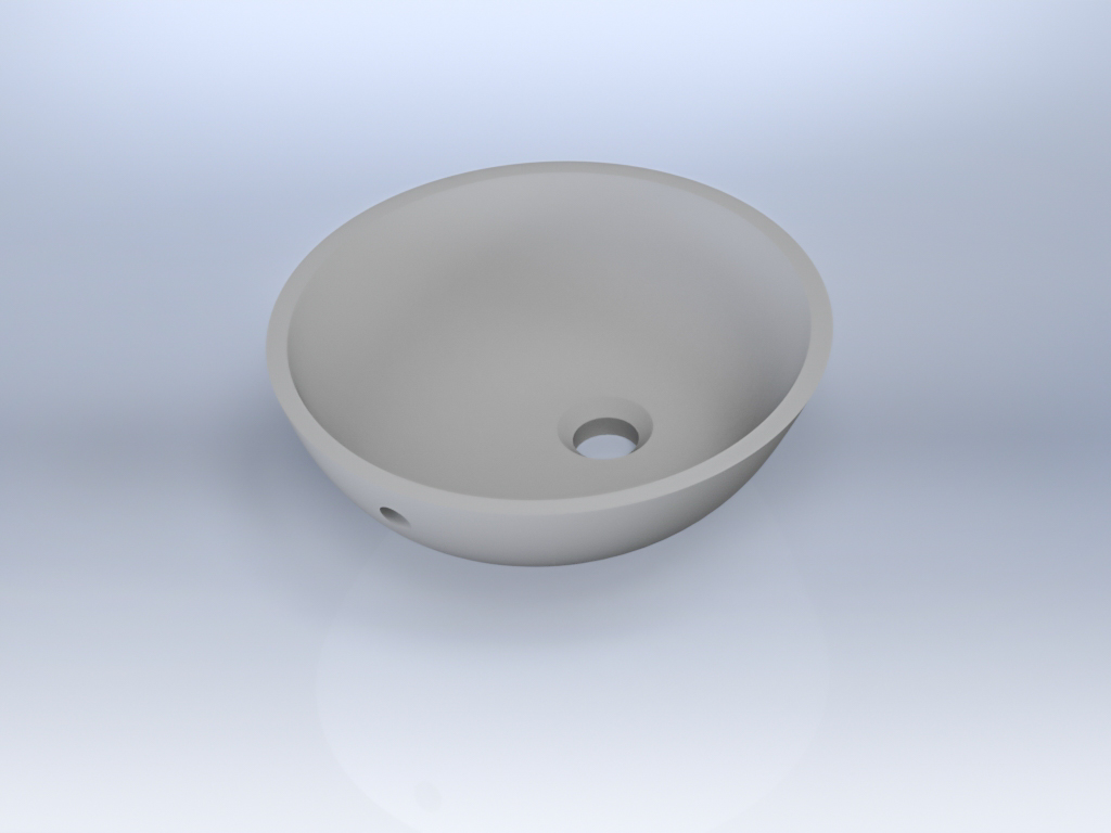 SS-CIRCULO  - Medium spherical.
