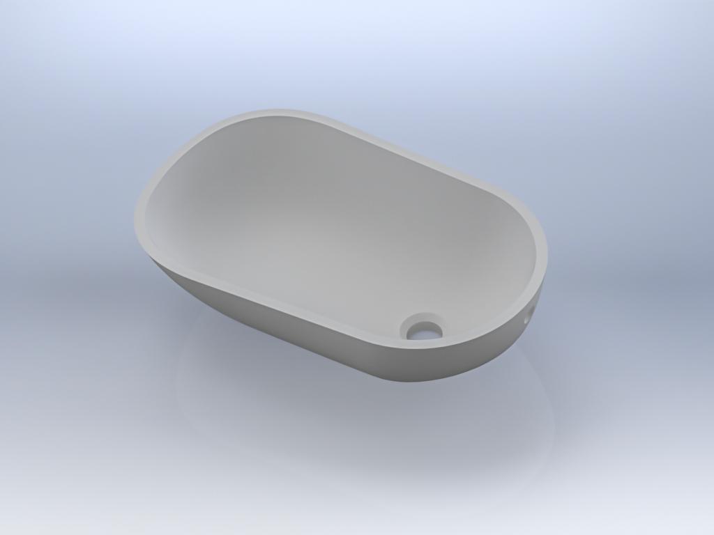 SS-BEBE  - Ovular baby bath.