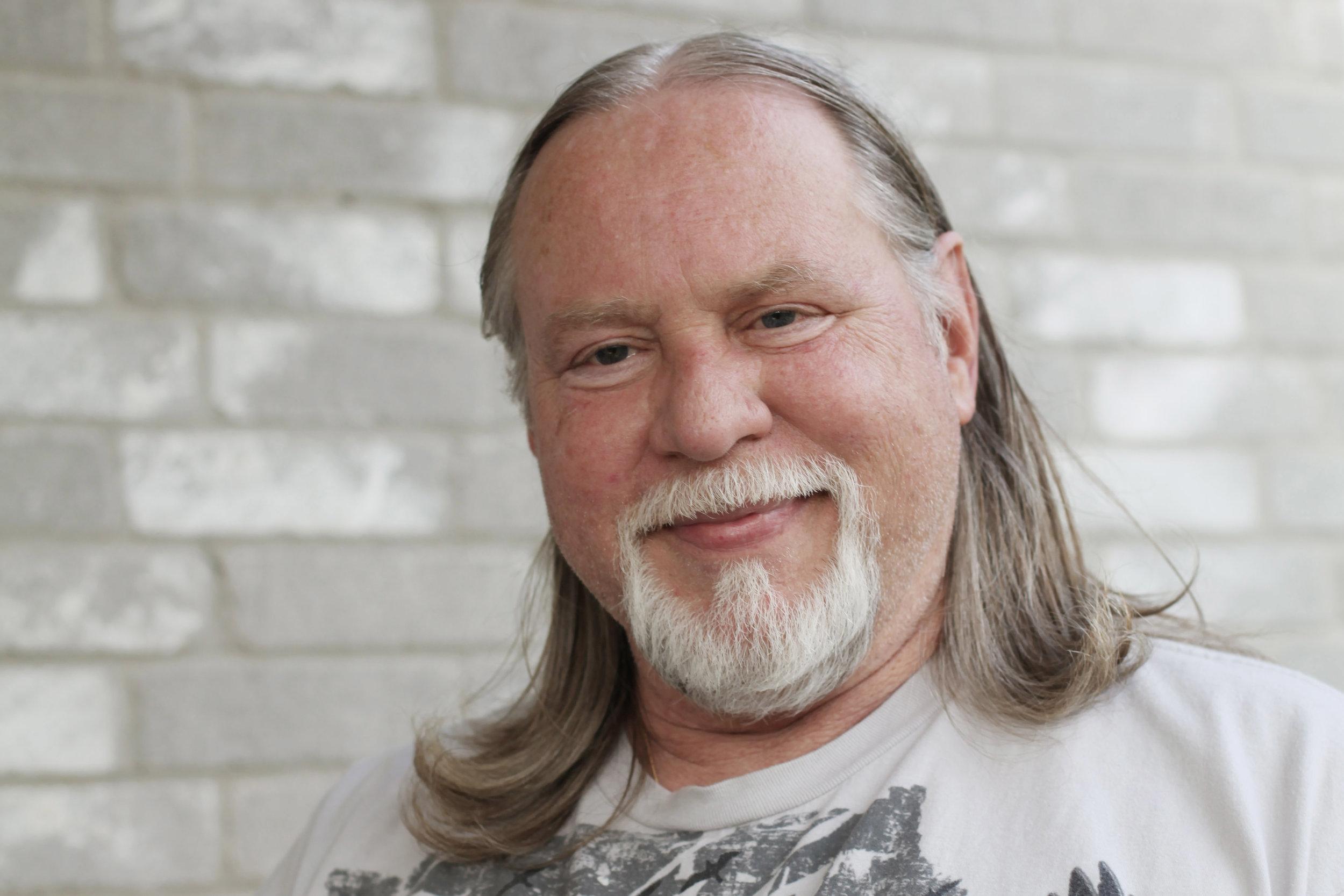 Dad (retirement hair version)