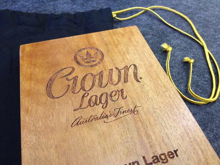 crown lager plaques, sustainable plaque, sustainable trophy, sustainable award, eco award, eco trophy, eco trophies