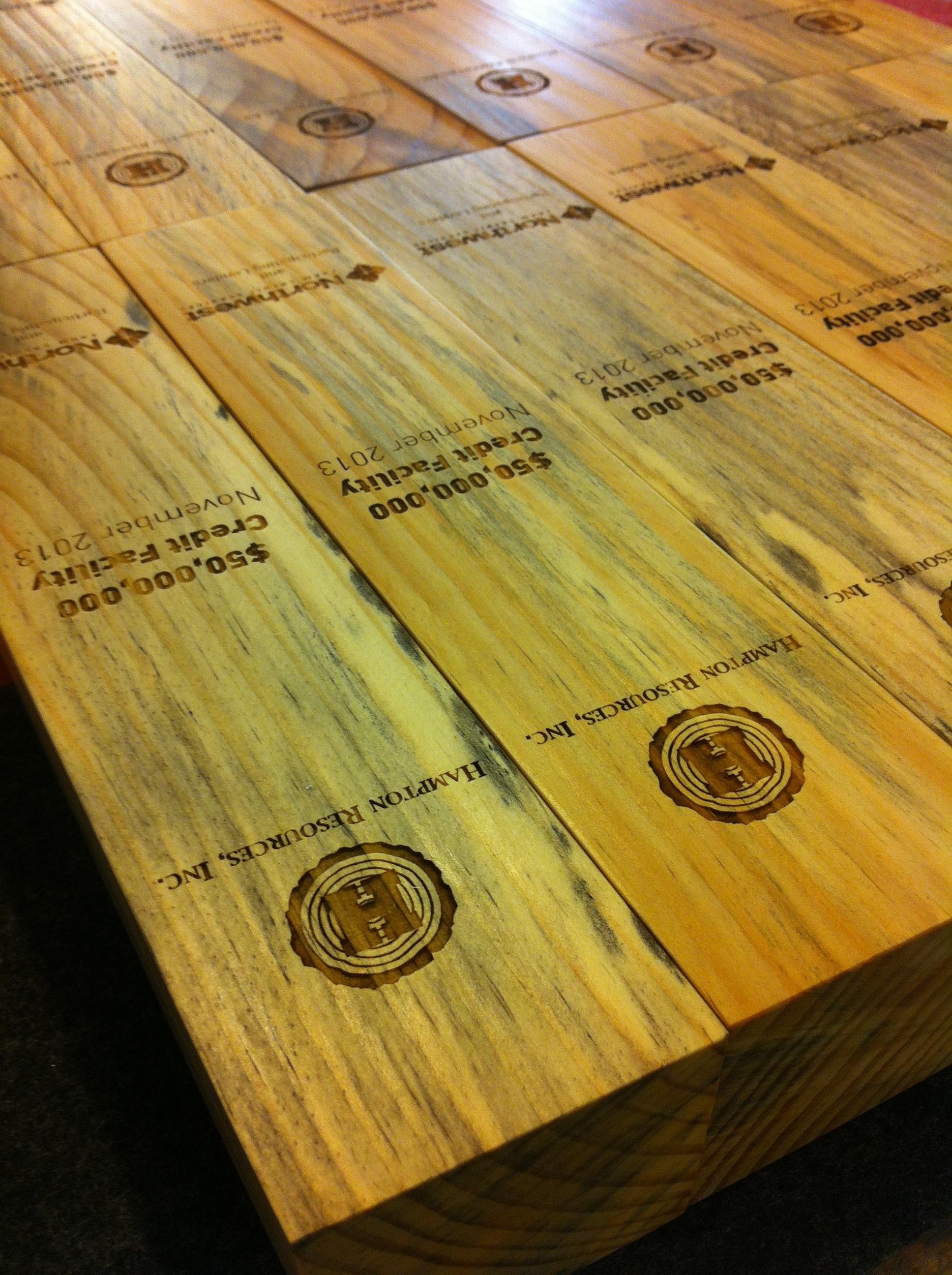 eco sustainable trophy award custom