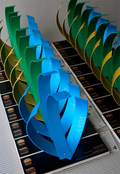 green globe eco recovered awards eco