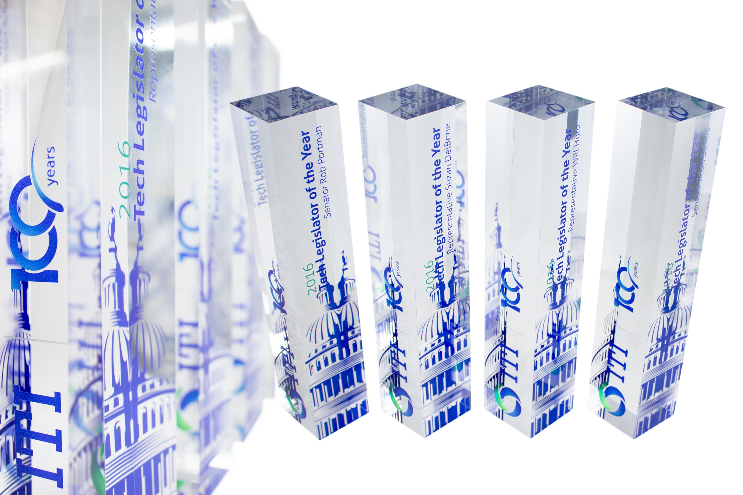 technology leader awards - modern design