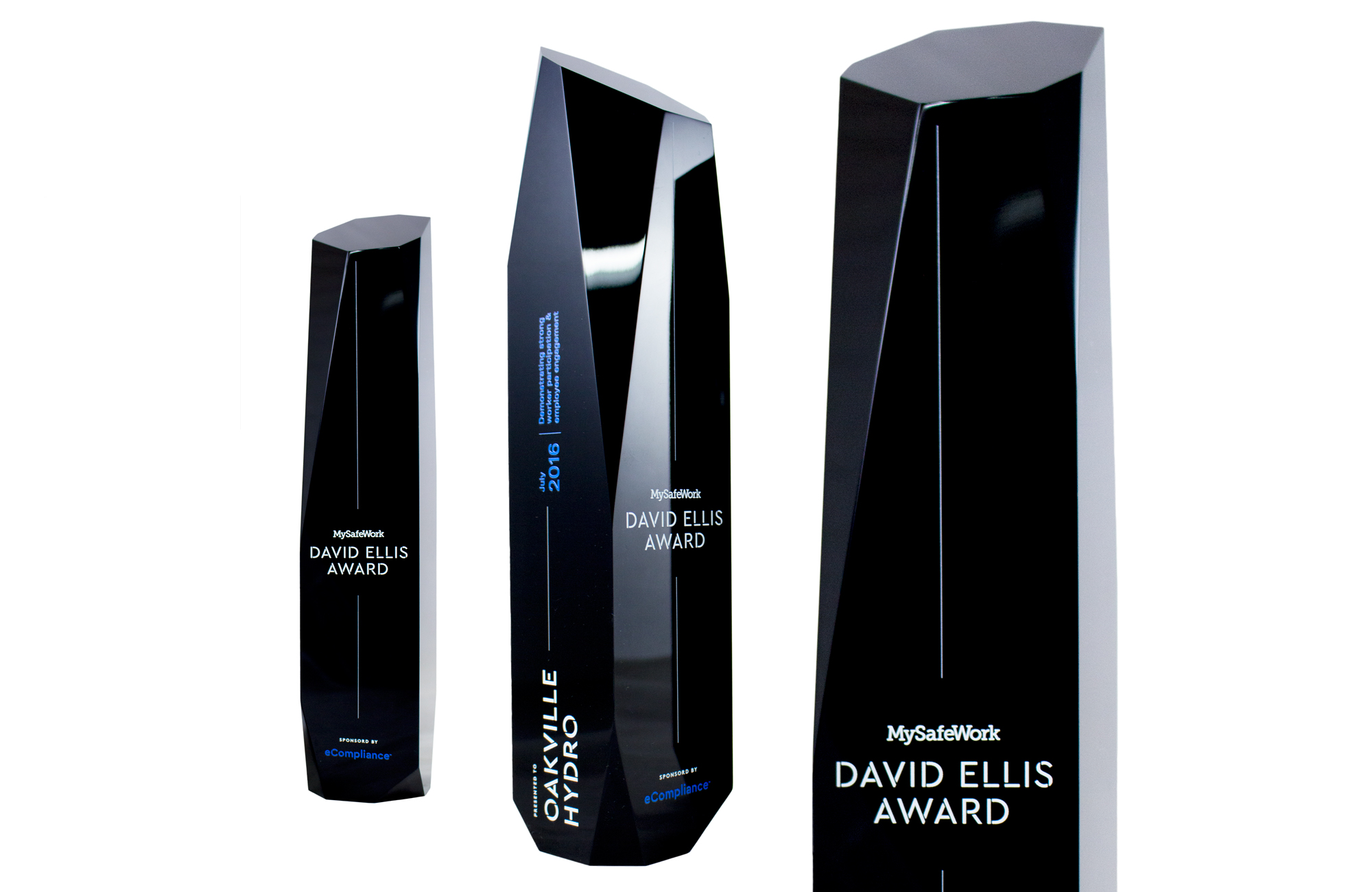 modern acrylic trophies awards special