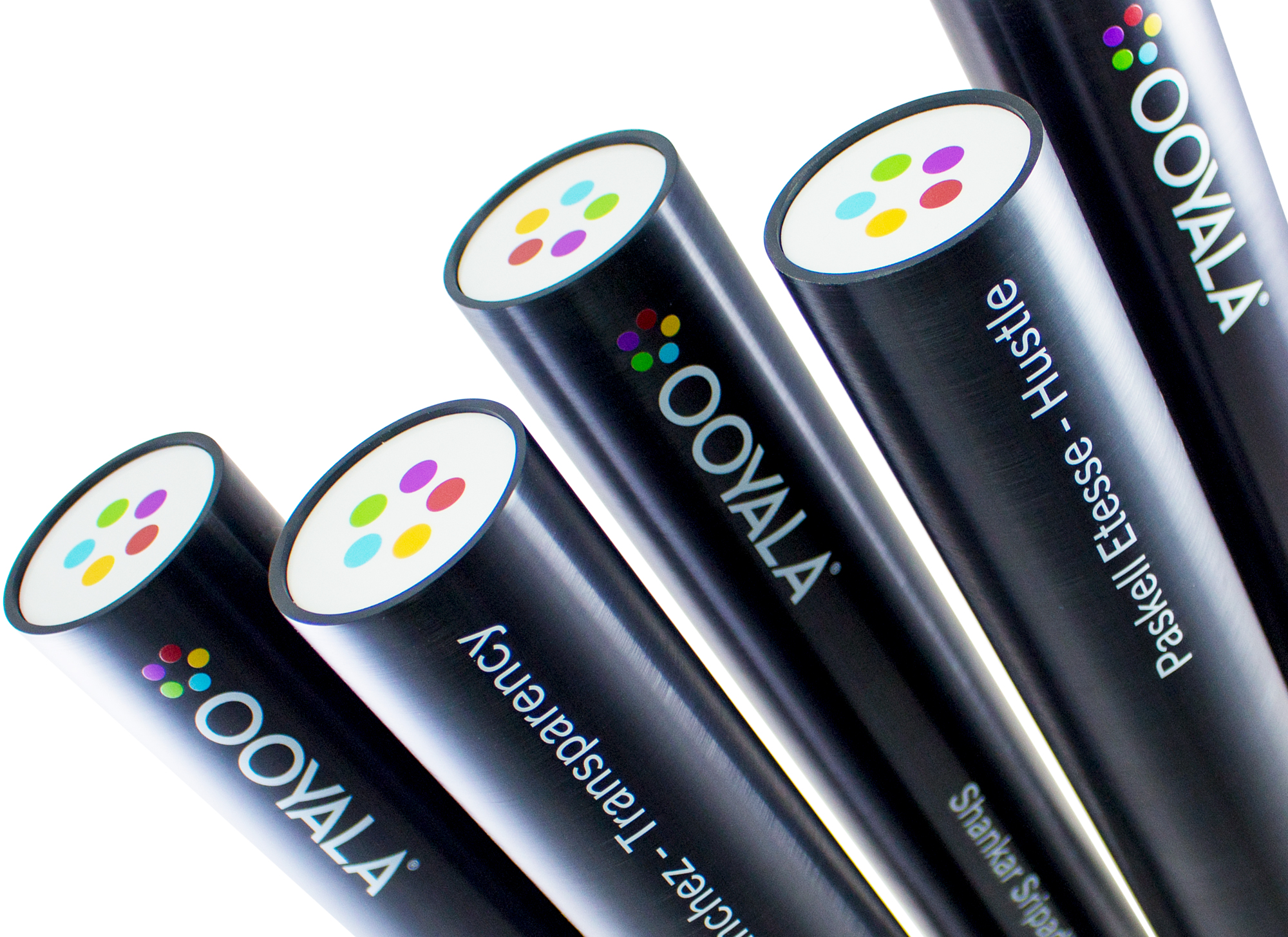 ooyala custom corporate recognition