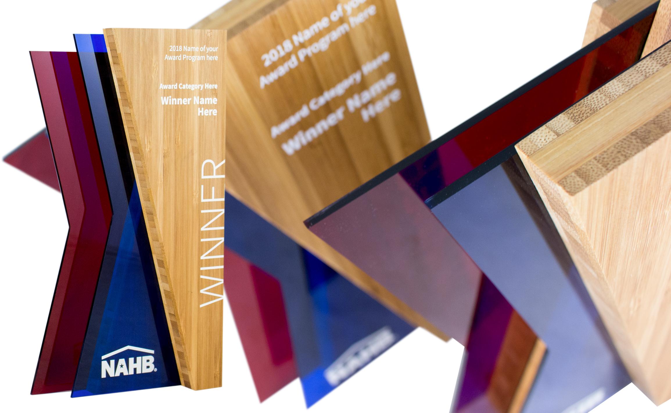 nahb awards - custom design