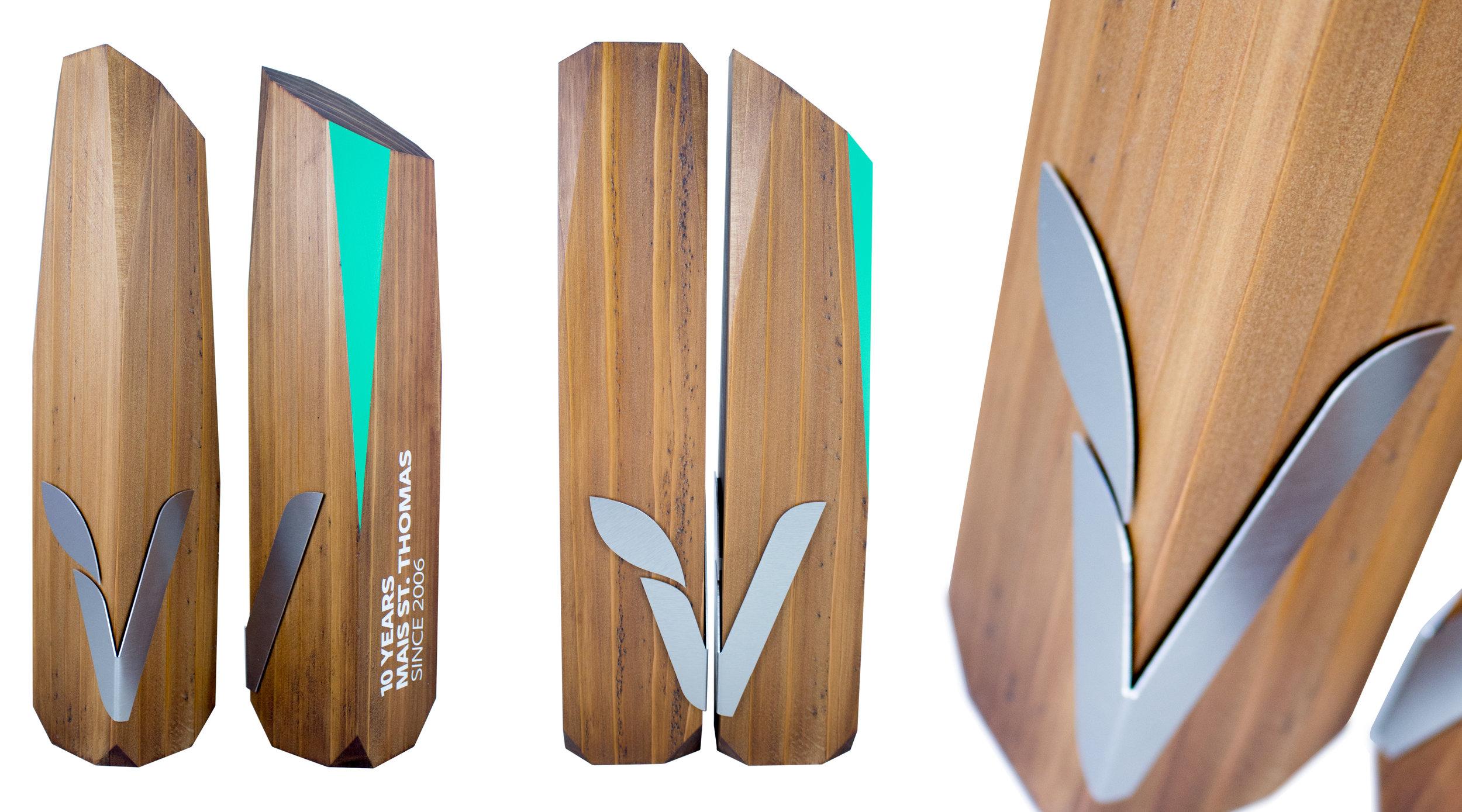 vega - custom cedar awards