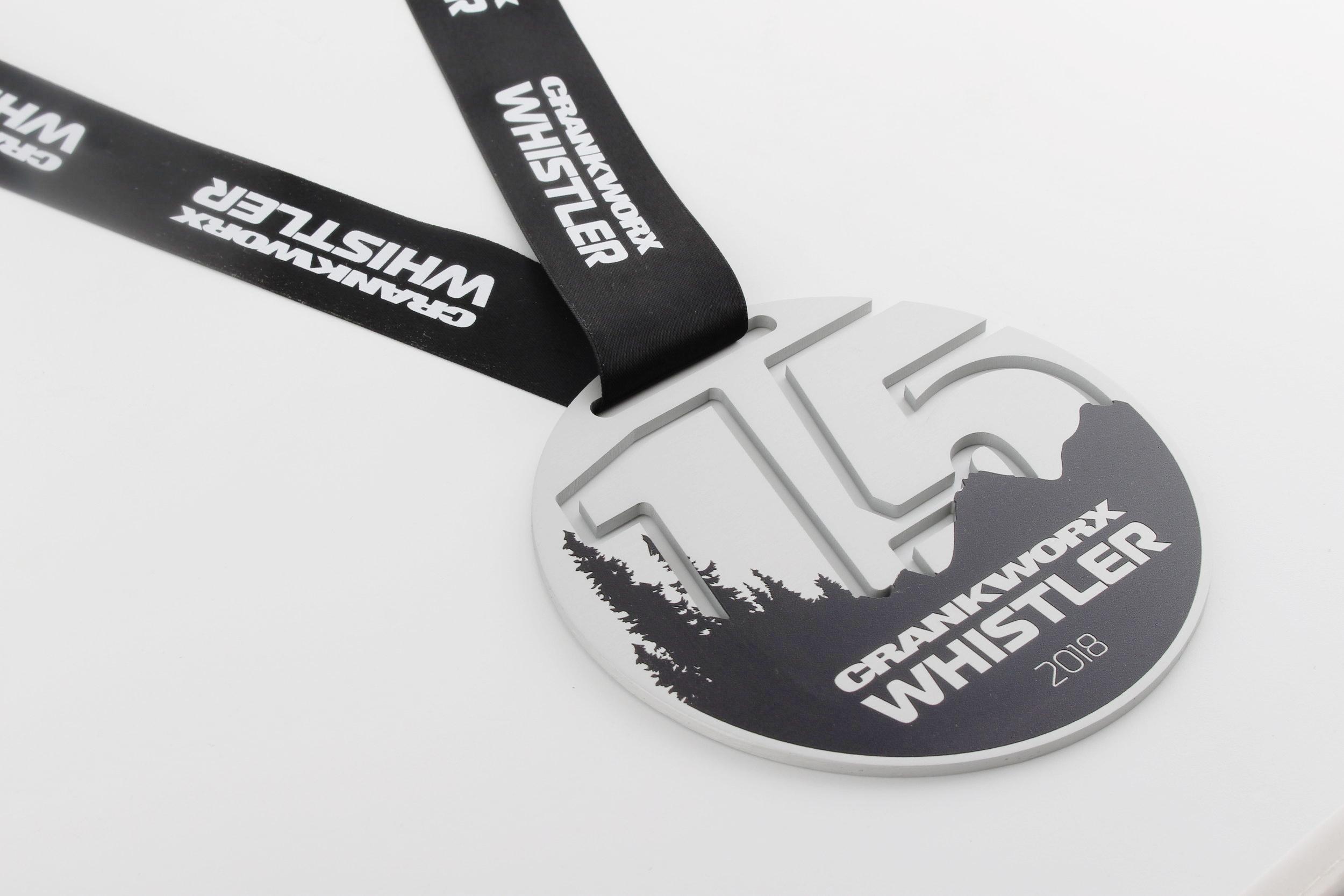 crankworx custom medal medallion custom medal medallion whistler whistler blackcomb