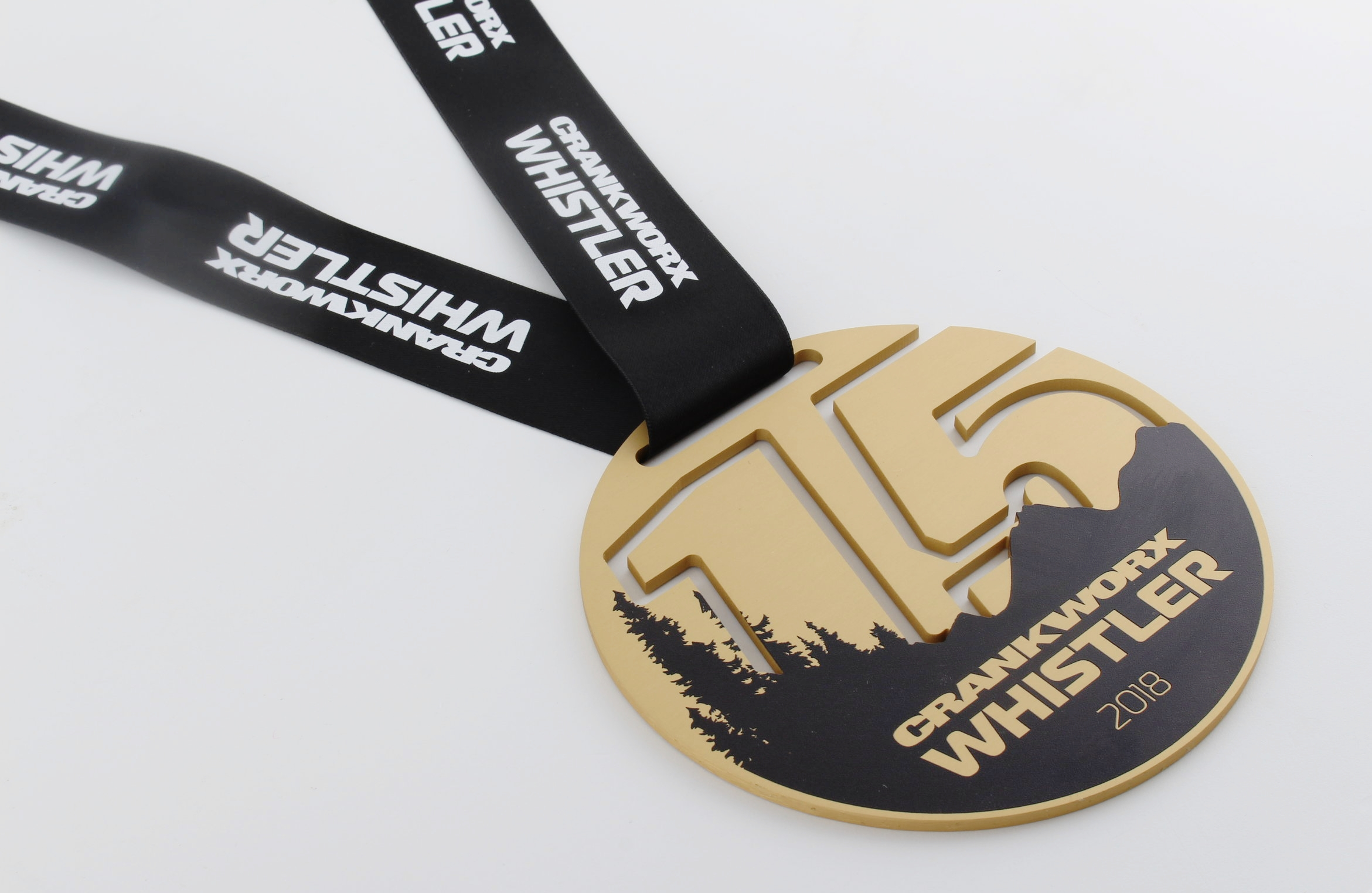 crankworx whistler 2018 medals