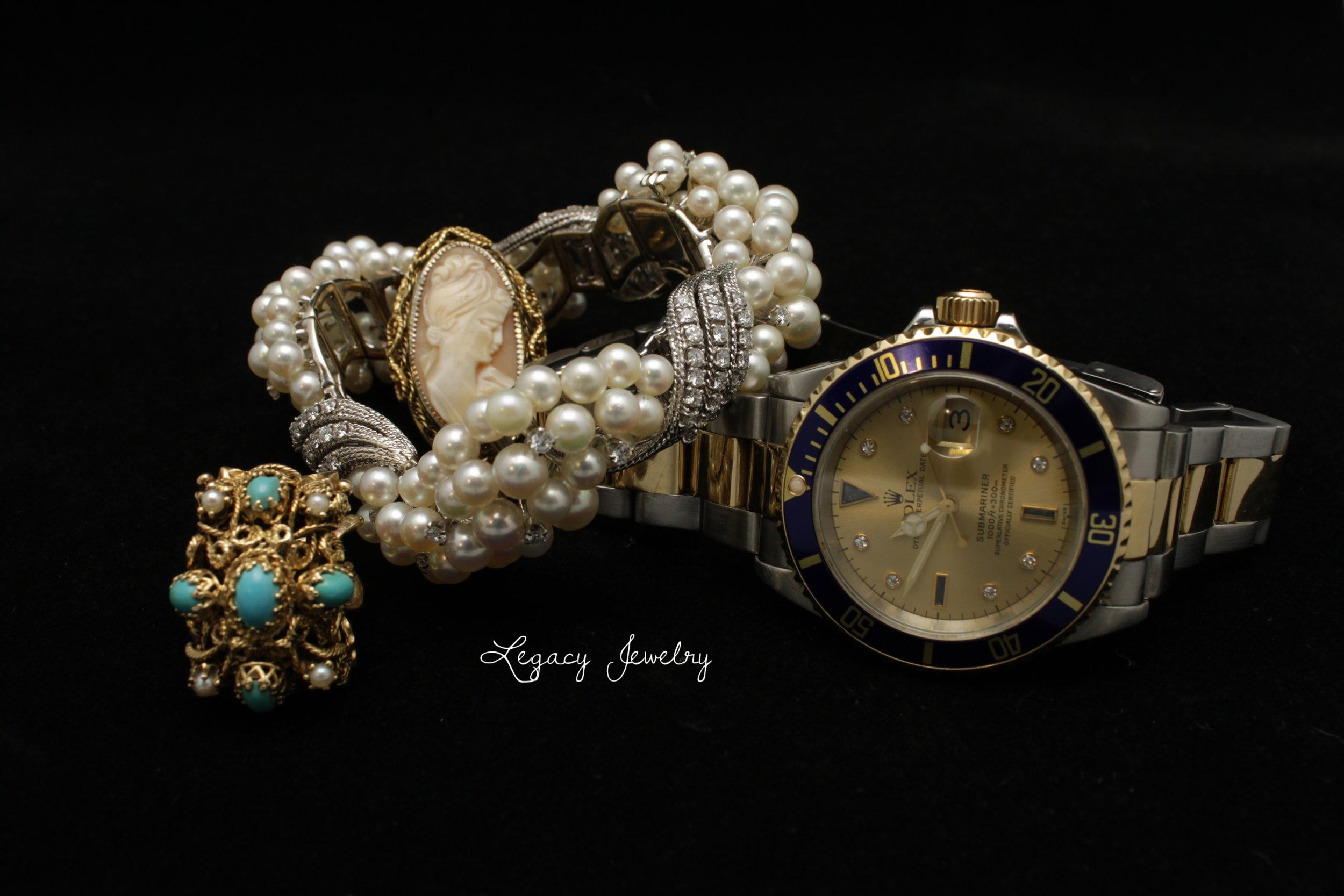 Legacy Jewelry - Buyers