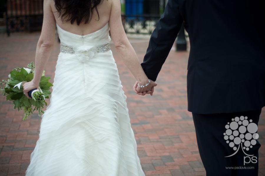 Daughters American Revolution wedding-18