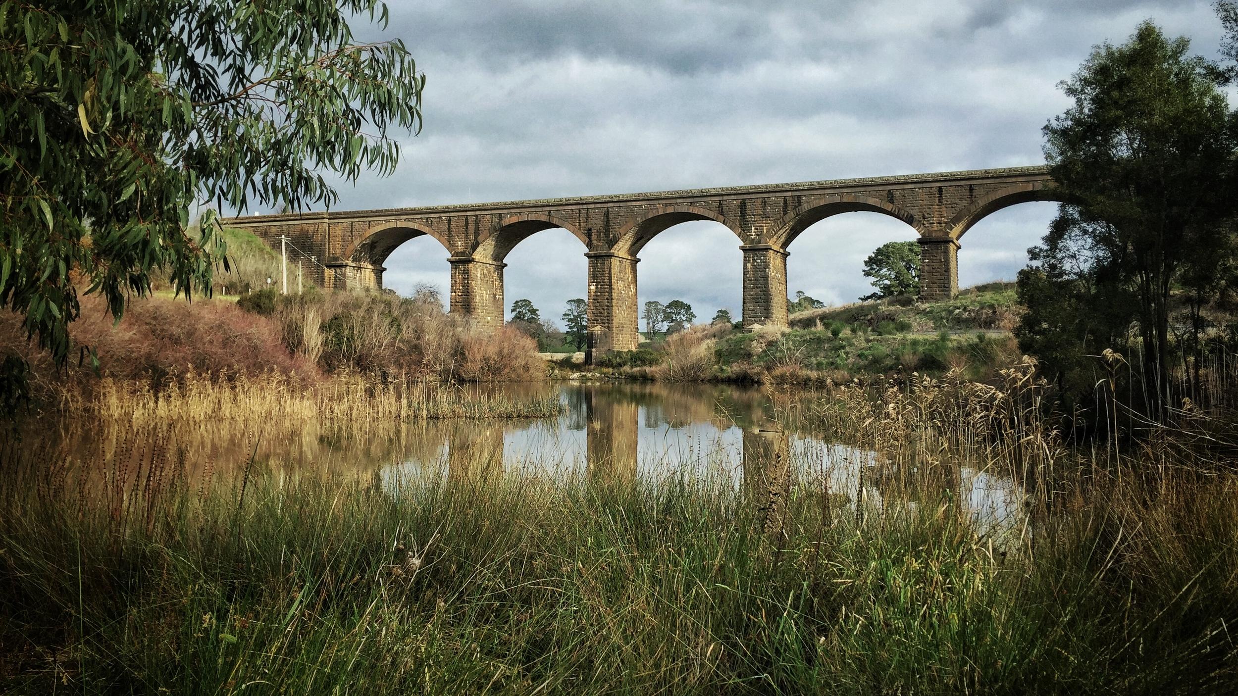 Malmsbury Rail Bridge