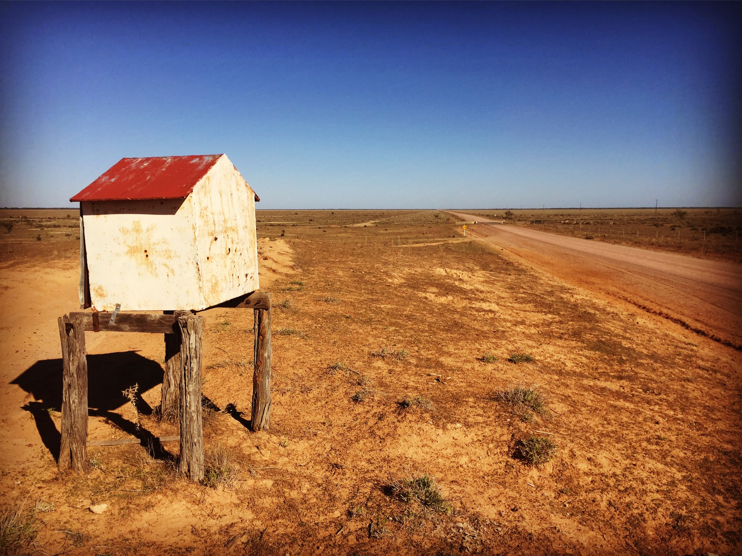 On the Road to Bourke