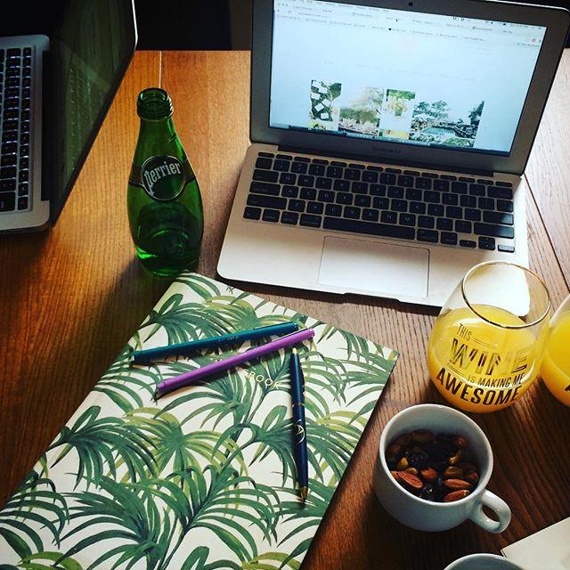 Serious brainstorming @esteraevents @estera_style annual #retreat