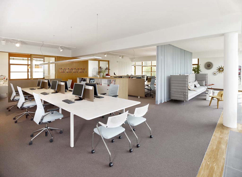 Vitra HQ Dealer Development, Birsfelden - CH