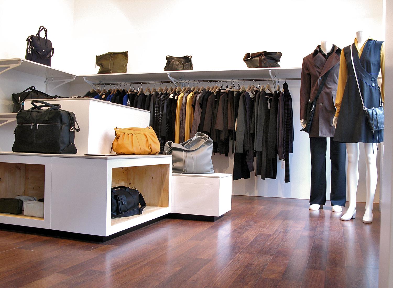 Claudia Güdel and Klein Basel Shop, Zürich - CH