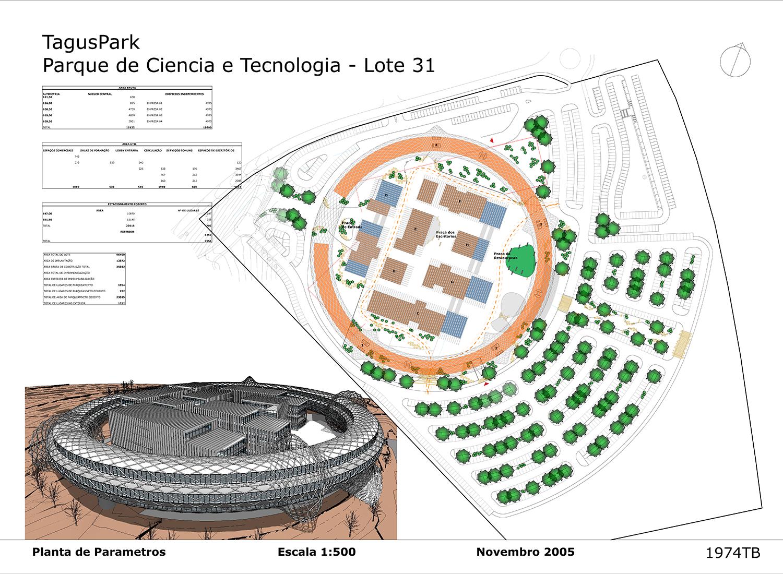 Taguspark Competition, Oeiras - PT