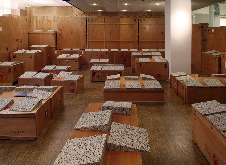 Art Lobby for Art37Basel, Basel - CH
