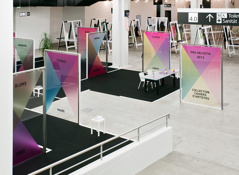 Cahiers d'Artistes / Prohelvetia - Art Basel 2013