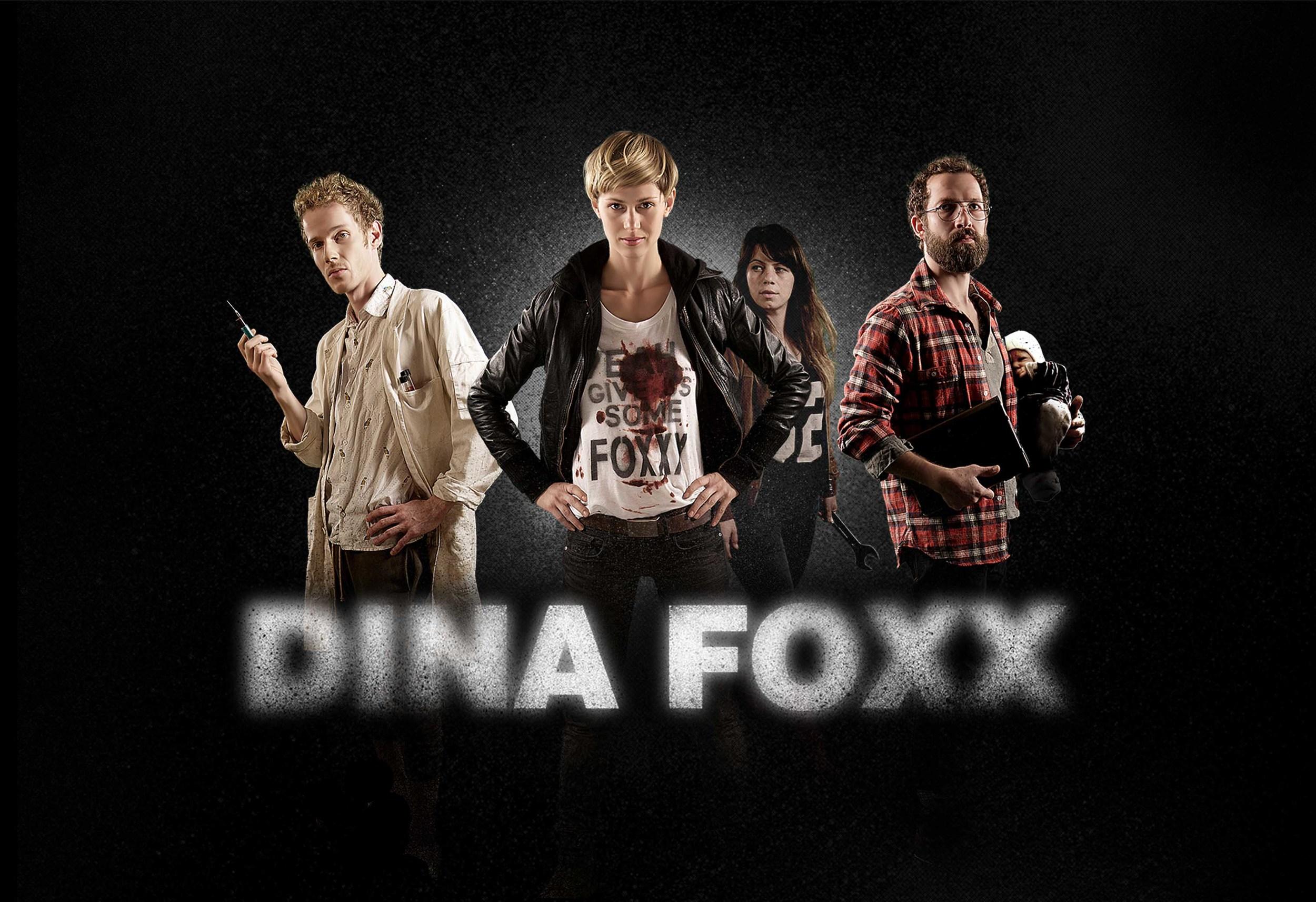 DINA FOXX - TÖDLICHER KONTAKT
