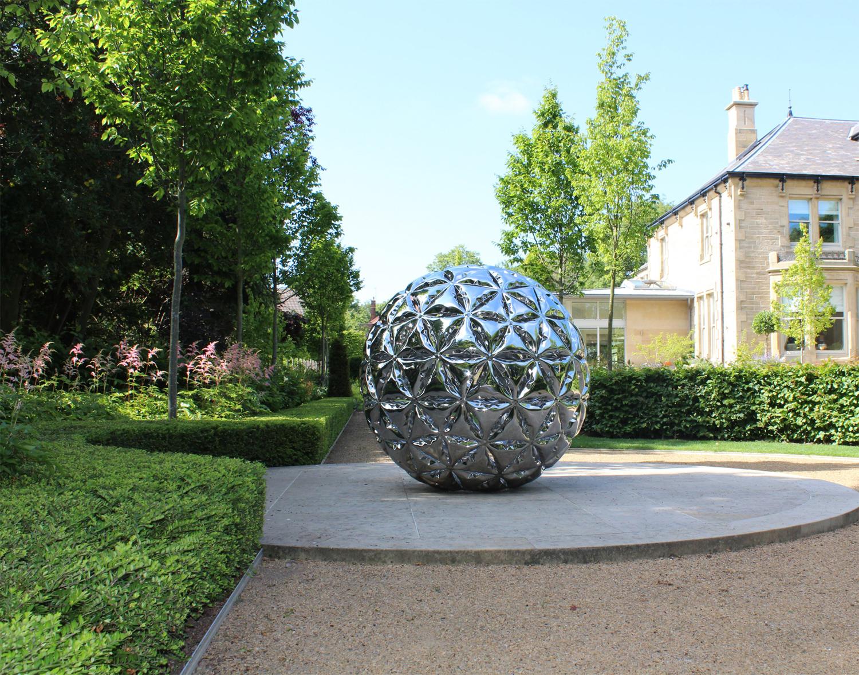 garden sphere house view