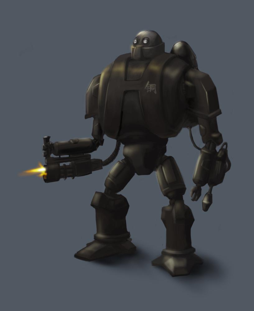 Concept Robot 01