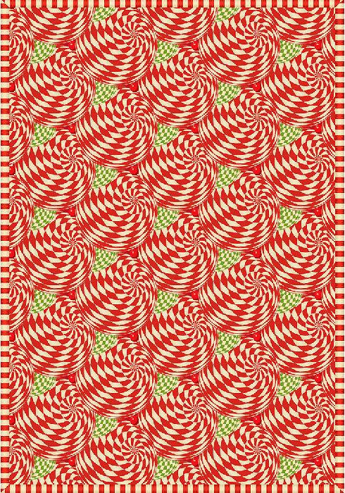 Reily Inspired Holiday, Q. Cassetti, 2013, Trumansburg, NY, Adobe Illustrator CC