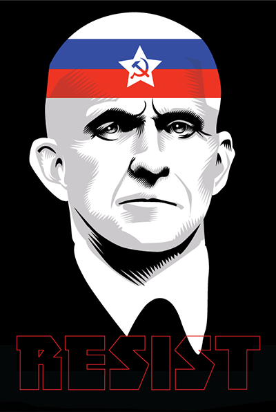 """What I believe in is I believe in law. "" -Michael T. Flynn  ""The Russians had real leverage. He also had lied to the Vice-President of the United States."" --Sally Yates  Week Seventeen of the Resistance Q.Cassetti 5.19.2017"