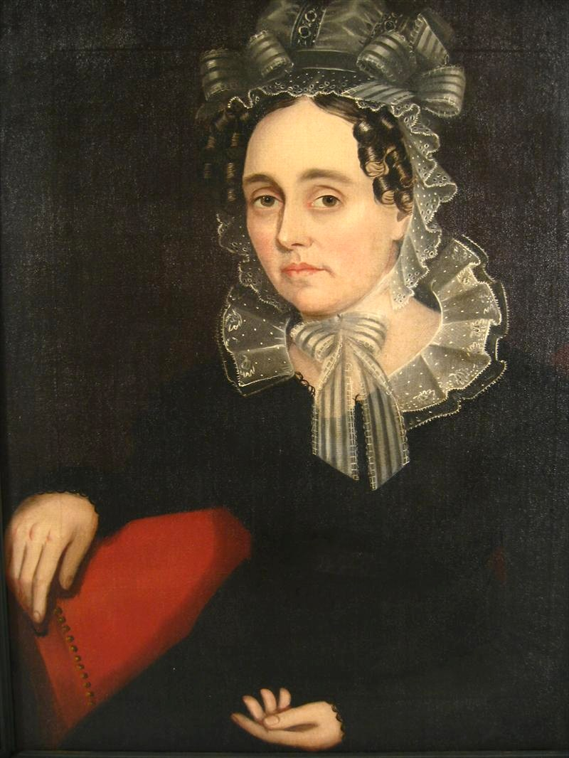 Ammi-Phillips-Curtisville-MA-1788-1865-Portrait-of-Betsy-Sutherland-Painted-C.-1830-Litchfield-County-Conn.-Sold-for-10312..jpg
