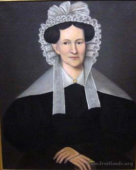 Erastus Salisbury Field (1805-1900) Mrs Dyer, from Somerville, MA..jpg