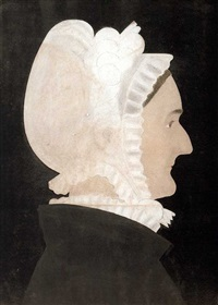 ruth-henshaw-miles-bascom-silhouette-of-lady-in-a-white-cap.jpg