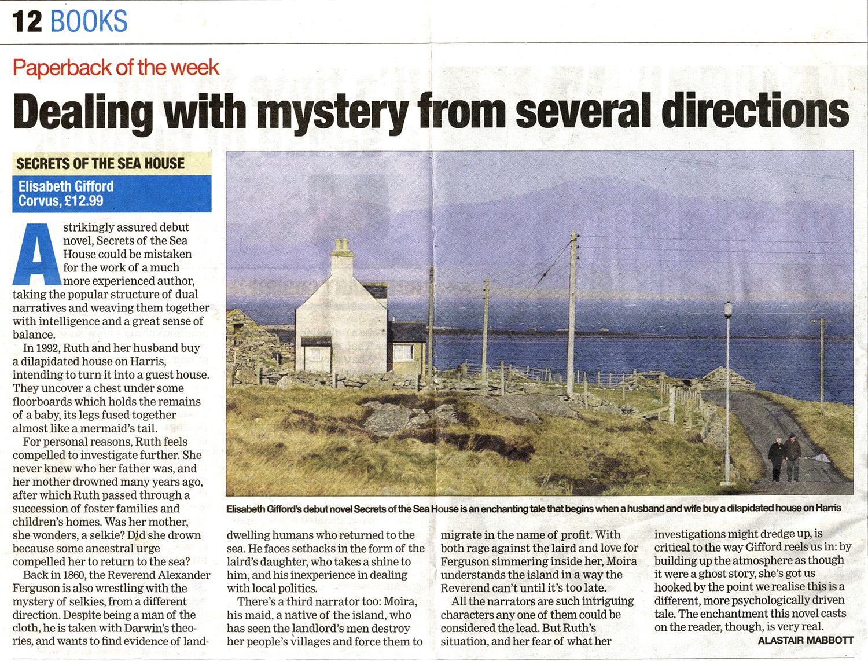 The Herald Scotland,Saturday 25 January 2014