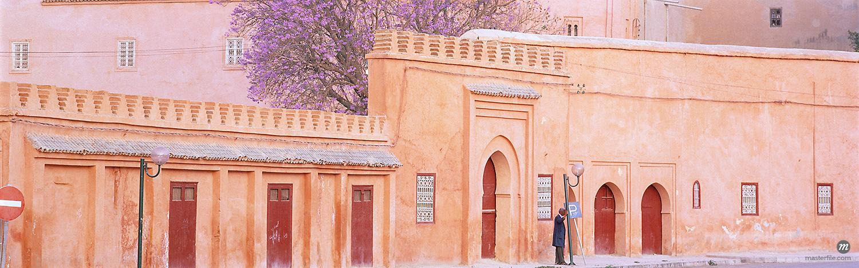 Taroudant, Morocco © Albert Normandin