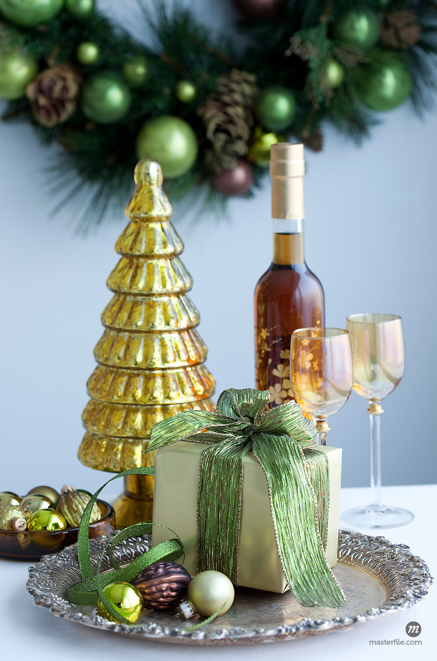 Christmas Still Life © Susan Findlay / Masterfile