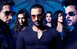 Race 2  has opened to packed houses.