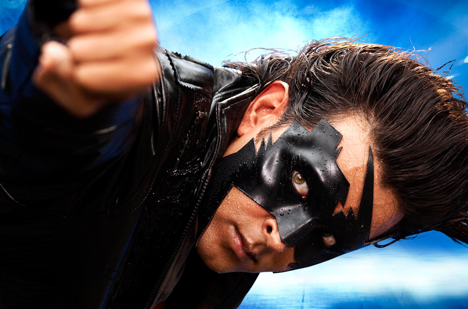 Hrithik Roshan in  Krrish  (2006)