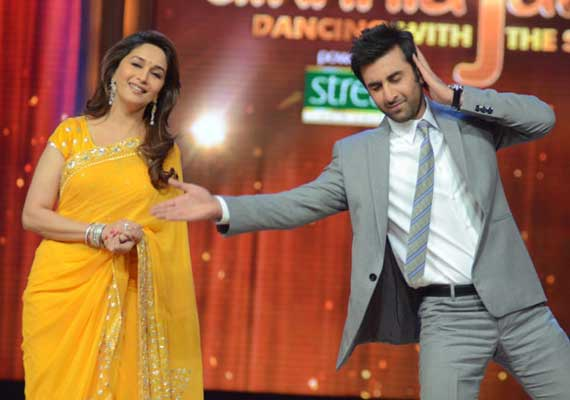 Ranbir Kapoor and Madhuri Dixit may feature in a special song in  Yeh Jawaani Hai Deewani