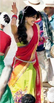 Priyanka Chopra in <i>Gunday</i>